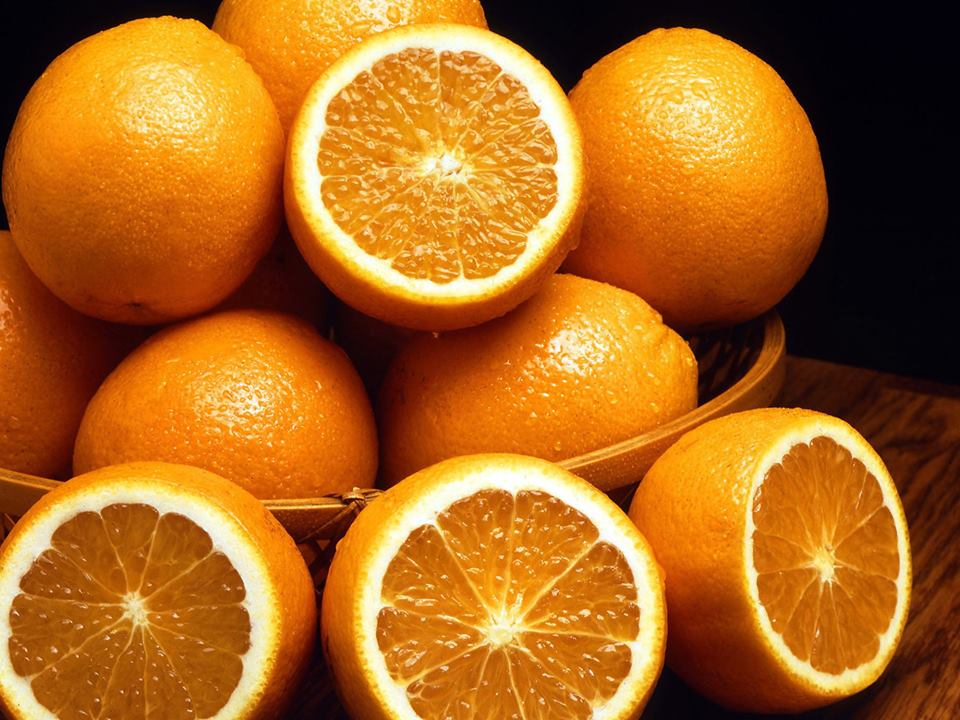 Treating your Body with Fruit #5: Oranges