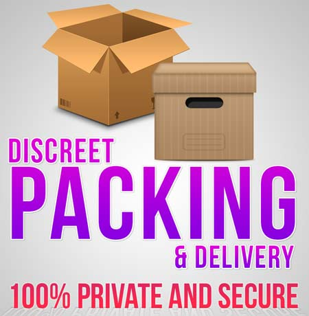 ClickOnCare.Com's USP – Discrete Packaging