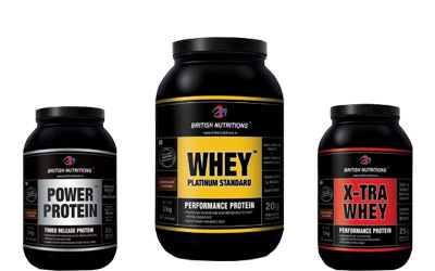 Whey protin side effects
