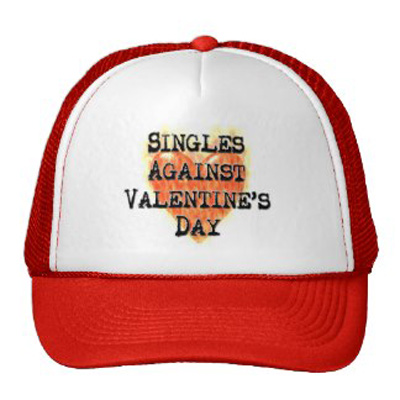 singles on valentines day
