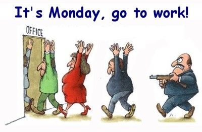 6 Ways to get out of Monday Meh!