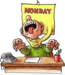 get out of monday lazyness|Clickoncare.com