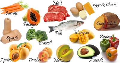 Importance of vitamins in skin 6