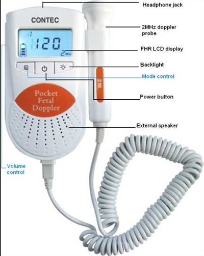 Fetal Doppler and its Uses 2