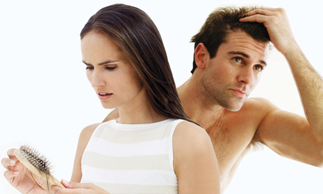 Know more about hair fall and the ways of fighting hair loss!
