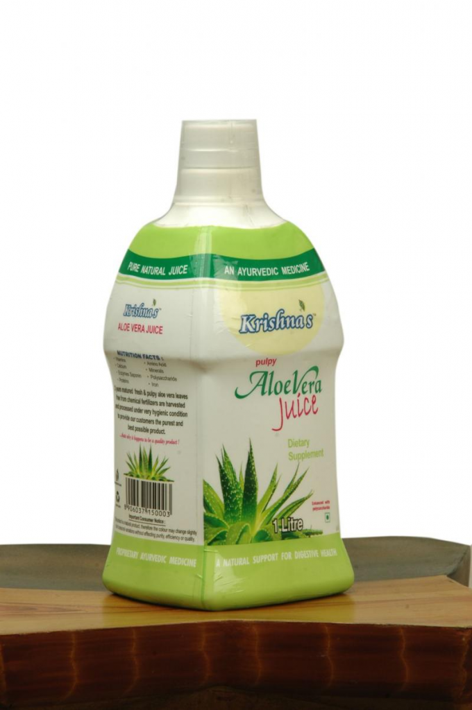 Aloe vera for stomach infections