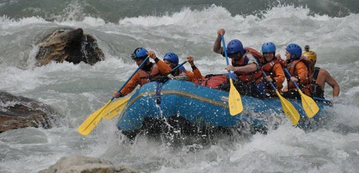 LET'S GO RAFTING!!!