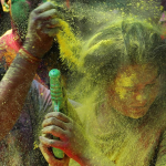 Holi Colors : Protect Your Skin