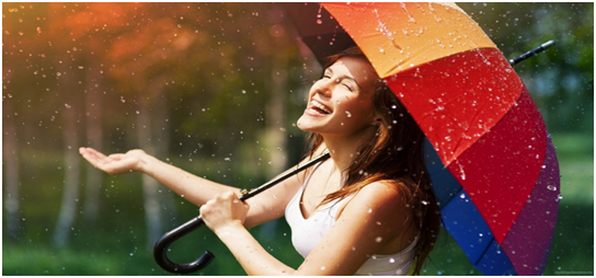 Skin Care During Rains : ClickOnCare.com